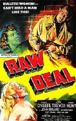 Raw Deal 1948 DVD - Dennis O'Keefe / Claire Trevor